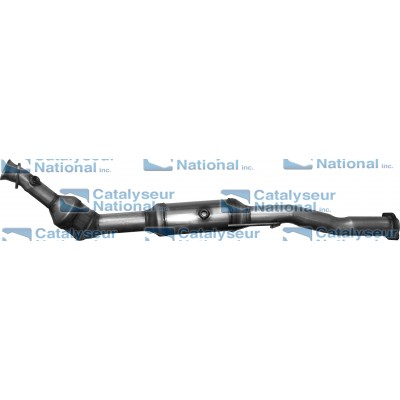 Catalyseur Direct Fit  Ford  (24112HM)