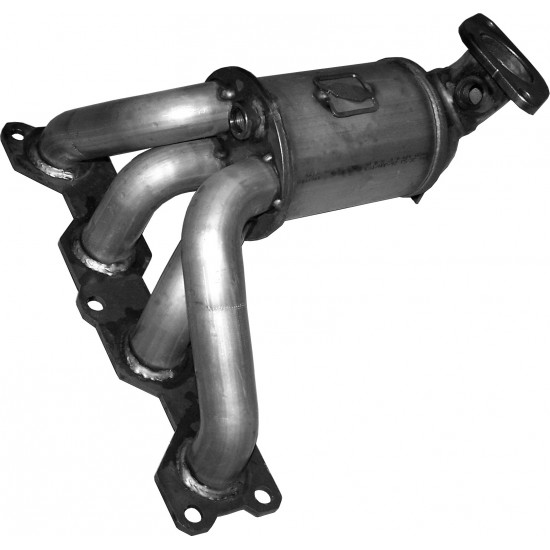 Catalyseur W/Collecteur d'echappement  Hyundai / Kia (24388)